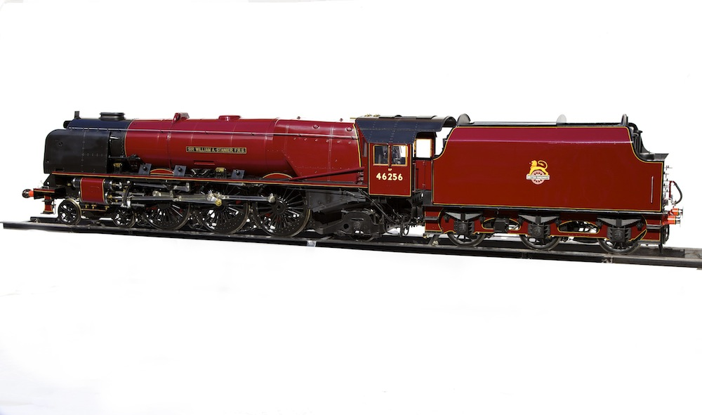 JOHN ADAMS 7 1/4 INCH GAUGE DUCHESS
